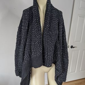 Sarah Pacini - wool blend sweater cardigan